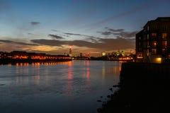 Черепок Лондона Стоковые Изображения RF
