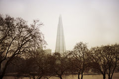 Черепок, Лондон Стоковое Изображение