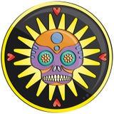 череп конфеты Стоковая Фотография RF