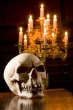 череп молельни Стоковые Фотографии RF