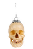 череп орнамента Стоковое фото RF