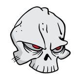 1 череп Стоковые Фотографии RF