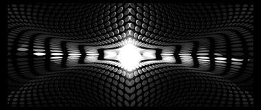 Черная абстрактная предпосылка дела Бесплатная Иллюстрация