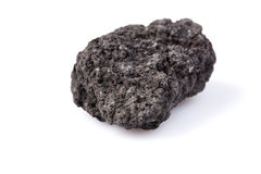 Черная лава Стоковое Изображение