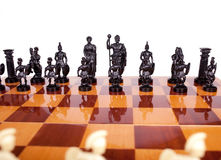 Черная армия Стоковое Изображение
