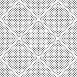 ЧЕРНАЯ БЕЗШОВНАЯ БЕЛАЯ КАРТИНА ПРЕДПОСЫЛКИ стоковое изображение