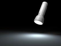 черная белизна поверхности освещения электрофонаря Стоковые Фотографии RF