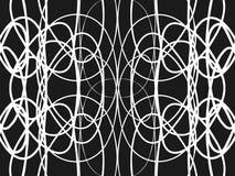 черная белизна Стоковое Фото
