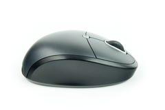 черная бесшнуровая мышь Стоковые Фото
