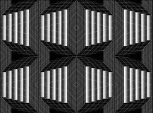 черная белизна серо Картины иллюстрация штока