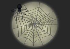 черная вдова иллюстрации 7 Стоковые Фото