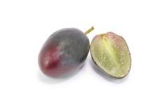 черная виноградина Стоковые Изображения RF