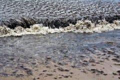 черная вода Стоковое Фото
