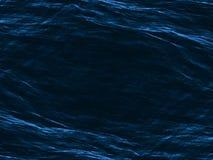 черная голубая темная отраженная поверхностная вода Стоковые Фото
