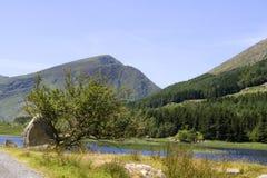 черная долина Ирландии killarney Стоковая Фотография