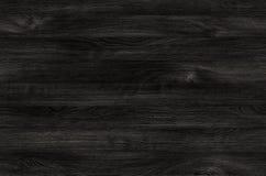 черная древесина текстуры панели предпосылки старые Стоковые Изображения