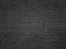 черная древесина текстуры Стоковое Фото