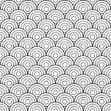 черная картина вычисляет по маштабу белизну Стоковое Фото
