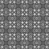 Черная картина шнурка Стоковые Фото