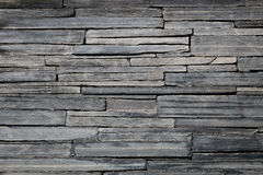 черная кирпичная стена для картины Стоковое фото RF
