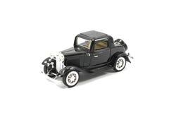 черная классика автомобиля Стоковое Изображение RF