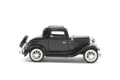 черная классика автомобиля Стоковая Фотография RF