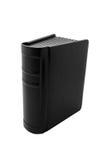 черная книга толщиной Стоковое фото RF