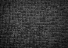 черная кожаная грубая Стоковое фото RF