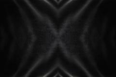 Черная кожаная роскошная текстура предпосылки с центральным крестом Стоковые Изображения RF