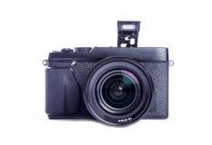 Черная компактная камера системы #2 стоковое фото