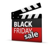 Черная концепция продажи покупок пятницы Стоковая Фотография RF