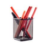 Черная коробка карандаша Стоковые Изображения RF