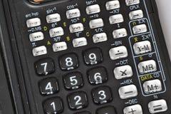 Черная клавиатура Стоковая Фотография