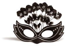 черная маска Стоковые Фото