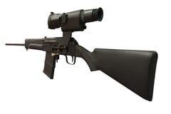 черная машина пушки Стоковые Изображения RF