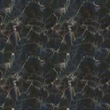 черная мраморная картина безшовная Стоковые Изображения RF