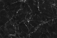 Черная мраморная предпосылка текстуры с высоким разрешением для внутреннего художественного оформления Пол плитки каменный в есте стоковые изображения rf