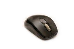 Черная мышь ПК Стоковые Изображения