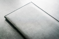 Черная насмешка вверх по книге стоковое фото rf