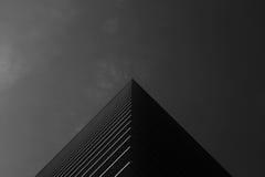 Черная пирамида Стоковые Фотографии RF