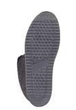 Черная подошва ботинка. Стоковые Фотографии RF
