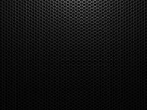 Черная предпосылка металла Стоковые Фото