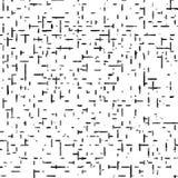 Черная предпосылка случайно пересекая ходов Стоковое Фото