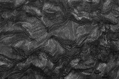 Черная предпосылка конспекта камня гранита Стоковое Изображение RF