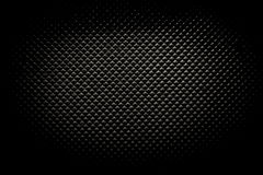 Черная предпосылка текстуры Стоковая Фотография
