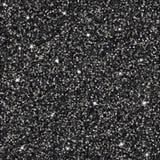 Черная предпосылка яркого блеска Стоковые Фотографии RF