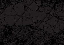 Черная предпосылка Стоковое Изображение