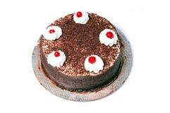 черная пуща торта Стоковые Изображения RF