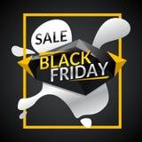 черная пятница Большие продажи Стоковые Фото