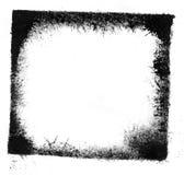 черная рамка Стоковая Фотография RF